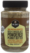 Dr Zaks Defatted Powdered Peanut Butter - Rich Chocolate 180g