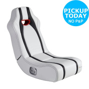 X-rocker Spectre Chair - White. From The Official Argos Shop On