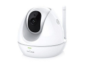 Tp-link Nc450 Hd Pan/tilt Wi-fi Security Camera (night Vision, Motion And