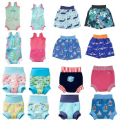 Splash About Baby Swim /swimming Happy Nappy - Costume / Board Shorts