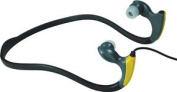 Soundlab A084v Neckband Workout And Running Easy Wear Sport Audio Earphones