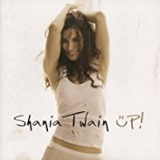 Shania Twain : Up! (red Album) Cd (2003) ***new***