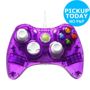 Rock Candy Xbox 360 Controller - Purple.