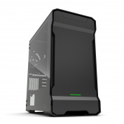 Phanteks Enthoo EVOLV Micro Tower mATX Case Tempered Glass (No PSU) - Black, Full aluminium