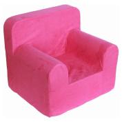 Crew Furniture 991660 Bitty Kids Foam Chair Magenta
