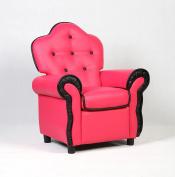 Costzon Deluxe Children Recliner Kids Sofa Chair Couch Living Room Furniture