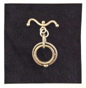 Imagine If…925 Sterling Silver Bali Style Toggle-1 Ring Rope