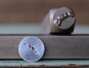 8mm Hawaii US State Metal Punch Design Jewellery Stamp