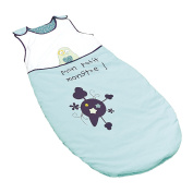 Thermobaby Sleeping Bag Adjustable Multi Colour theme My Little Monster