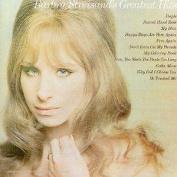 Barbra Streisand Greatest Hits - Cd - New Item