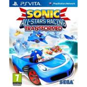 Sonic & All-stars Racing Transformed Game Ps Vita -
