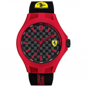 Scuderia Ferrari Pit Crew Mens Watch 0830287