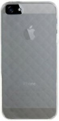 Pro-tec Hard Shell Glacier Quilted Clip-on Case Cover For Iphone 5/5s/se - Clear