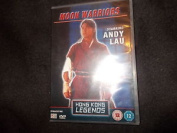 New Sealed Hkl Dvd Moon Warriors Andy Lau Maggie Cheung Hong Kong Legend Action