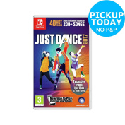 Just Dance Nintendo Switch Game - From Argos