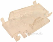 Hotpoint Vtd60t Plastic Light On Off Switch Guide Washing Machine Dryer