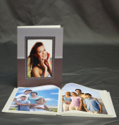KVD Albums Soft Brag Collection, Holds 36 4x6 photo, 1 per page Redesigned photo FRAME and sleeves for easy loading,