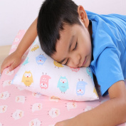 Kids Toddler Pillowcases 13 x 18 Shrinks to Fit for Kids Bedding by UONMY