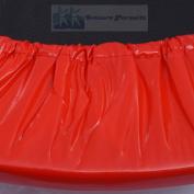 Mini Fitness Trampoline Skirt (Spring Cover) 100cm Red