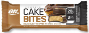 Optimum Nutrition Protein Cake Bites, Whipped Protein Snack Bar, Flavour
