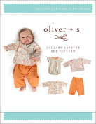 Lullaby Layette Sewing Pattern