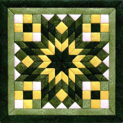 Diamond Star Quilt Magic Kit-30cm x 30cm