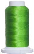 1M-3161 BFC Poly Machine Embroidery Thread, 40 Wt, 1000m, Spring Green