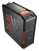 Aero Cool X-predator X1 Evil Black Black Midi Tower Gaming Case - Usb 3.0