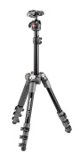 Manfrotto Befree One Aluminium Travel Tripod with Ball Head - Grey