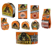 Gorilla Glue Tape Water Resistant Incredibly Strong Powerful Gorilla Tape