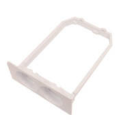 Genuine Hotpoint Spare Parts Freezer Ice Tray Frame C00174934