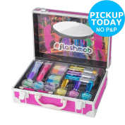 Flashmob Power Generator Extreme Style Make-up Set - Pink -from Argos On