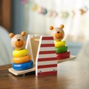 Fat Brain Toys Balancing Bear Buddies