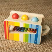 Fat Brain Toys My Little Mozart Musical Bench