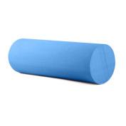 Vibola Yoga Foam Wedges 45cm Yoga Pilates Massage Fitness Gym Exercise Solid Glossy Yoga Column Roller