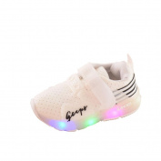 YJYdada Baby Toddler Kids LED Luminous Light Sneakers Flashing Shoes