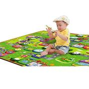 2001800.4cm Multifunctional Zillionaire Outdoor Picnic & Baby Crawling Climbing Game Mat Colchoneta Blanket