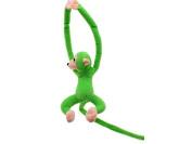 Vellhater Creative Soft Long Arm Tail Hanging Plush Monkey Animals Gibbon Toy
