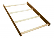 Baby Cache Crib Full Size Conversion Kit Bed Rails - Chestnut/Classic Chestnut