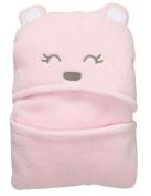 Unisex Baby Blanket Newborn Boys Girls Cute Bear Coral Fleece Sleeping Bag Bedding Blanket Swaddle