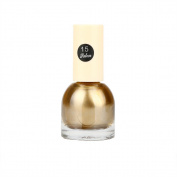Botrong Flow Gold Mirror Chrome Effect Small Nail Polish - Colour-Changing - Glossy and Long-lasting - No Fade, No Cracking - Glitter - 10ML