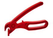 LloydPans Kitchenware 22cm long Red Nylon Pan Gripper