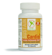 CardioSustain 30 Capsules Promotes cardiovascular health By Allied Bionutrition