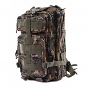 HDE Military Tactical Backpack Expandable Lightweight 20L MOLLE Outdoor Rucksack Hiking Camping Combat Travel Bag