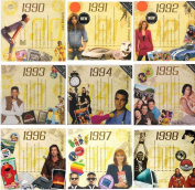 Hit Music Cd & Card ~ Birthday Gifts For 18th 21st 30th 40th 50th 60th 70th 80th
