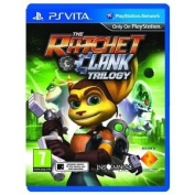 The Ratchet And Clank Hd Trilogy Collection Ps Vita Game -