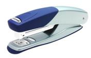 Rexel Torador Half Strip Stapler Silver/blue 2101203 Ac Neu