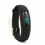 Non-Bluetooth Fitness Tracker Pedometer Bracelet Silicone Wristband with Calorie Counter Walking Distance Step Counter Sleep Monitor Time / Date Display for Outdoor Running Walking