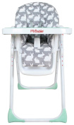My Babiie Mbhc8gr Grey Rabbits Highchair. From The Official Argos Shop On