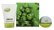 Dkny Be Delicious Xmas Set : 30ml Eau De Parfum Eau De Parfum 100ml Body